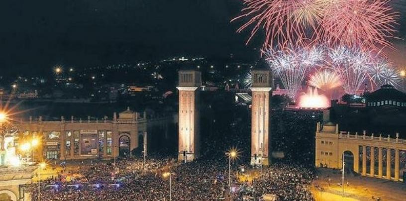 Fireworks Montjuïc