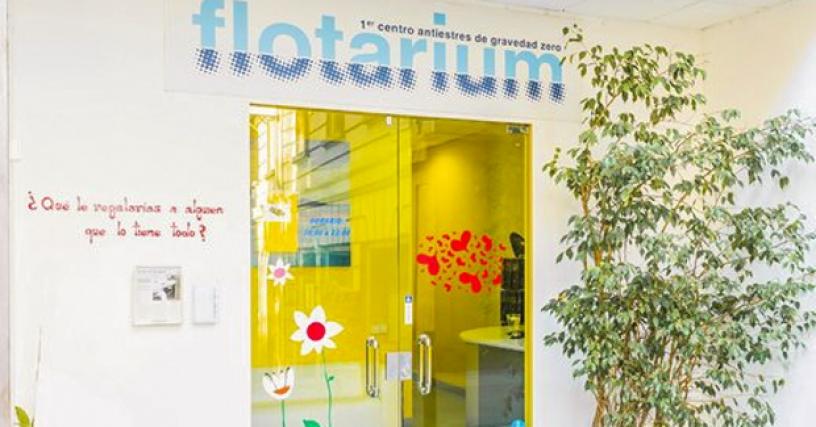 Flotarium Barcelona
