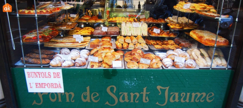 Forn Sant Jaume in Rambla de Catalunya