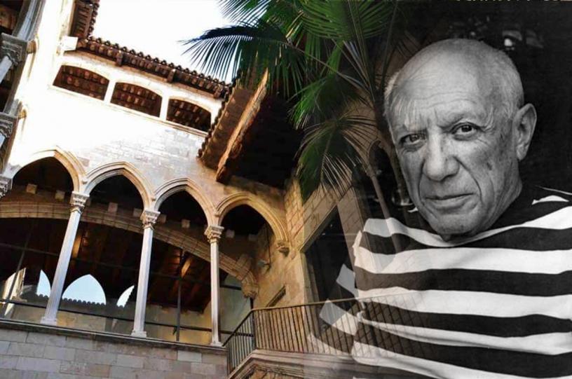 El Museo Picasso en el barrio Born