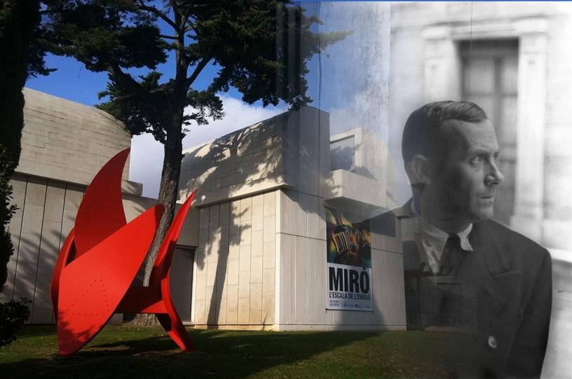 La obra de Joan Miró en su fundación