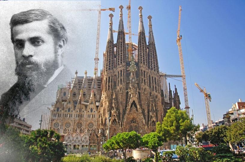 Gaudi et Sagrada Familia