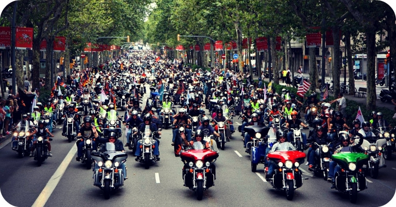 Harley Days Барселона