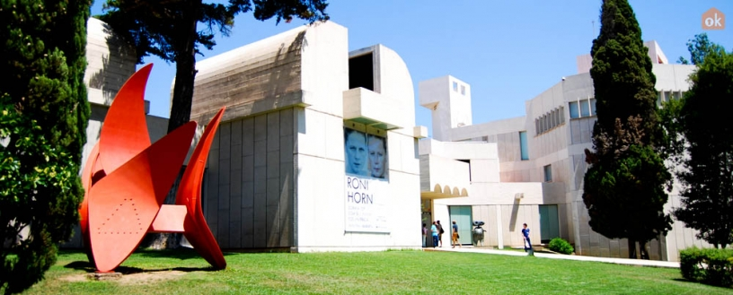 Fundación Miró en Montjuïc