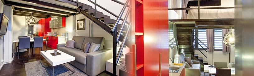 Duplex Gerard Piera Barcellona