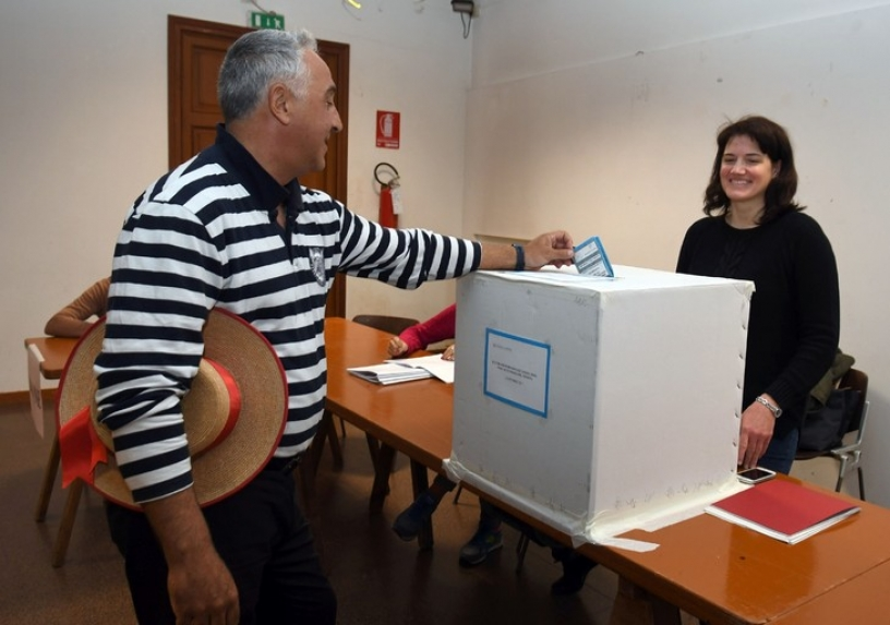 Referendum on 22 October 2017 in Veneto