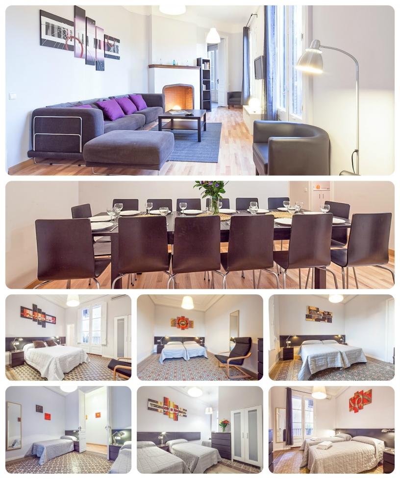 Appartamento Gran Via Universidad