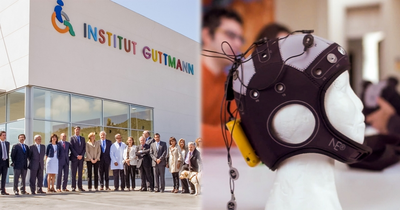 Guttman Institute - Traitements innovant pour la réhabilitation de neuronale.