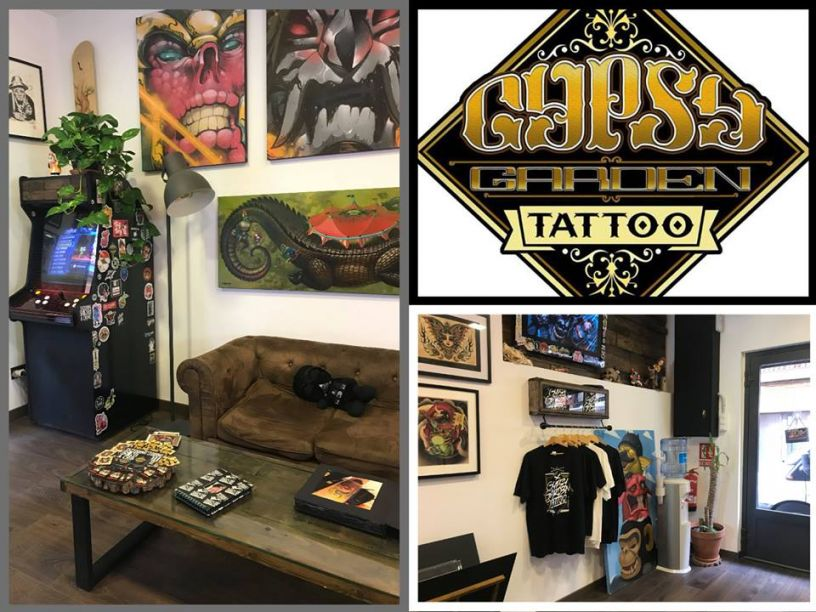 Tattoo Studio Gypsy Garden