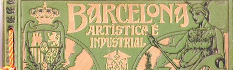 Bookcover, Barcelona - Artisical and Industrial