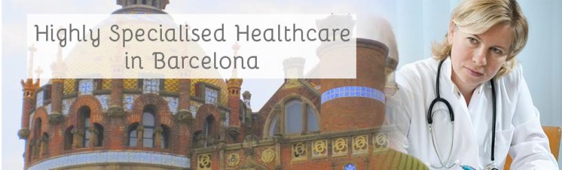 Специализированные клиники в Барселоне