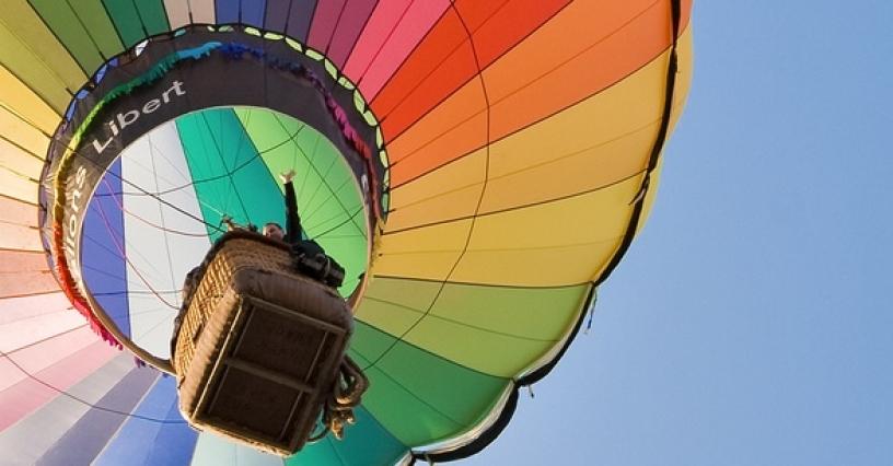 Ballooning Barcelona
