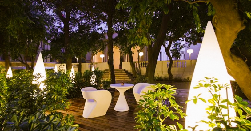 Hotel Petit - The Secret Garden