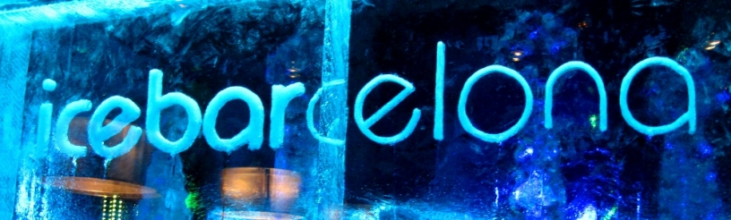 The famous Icebar
