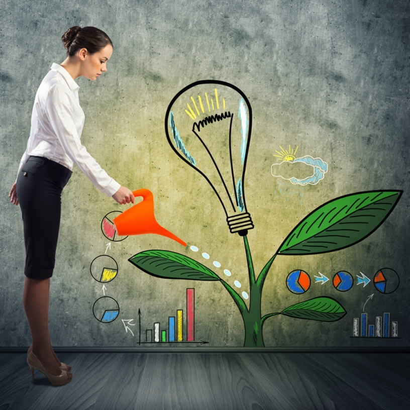 Plantar ideas