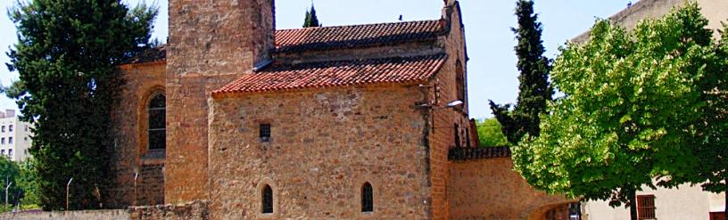 Fachada de la iglesia de Sant Martí