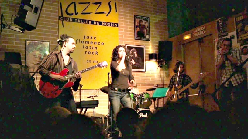 Jazz Si Club Barcelone