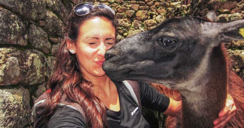 Jenna Davis - Travel adventures