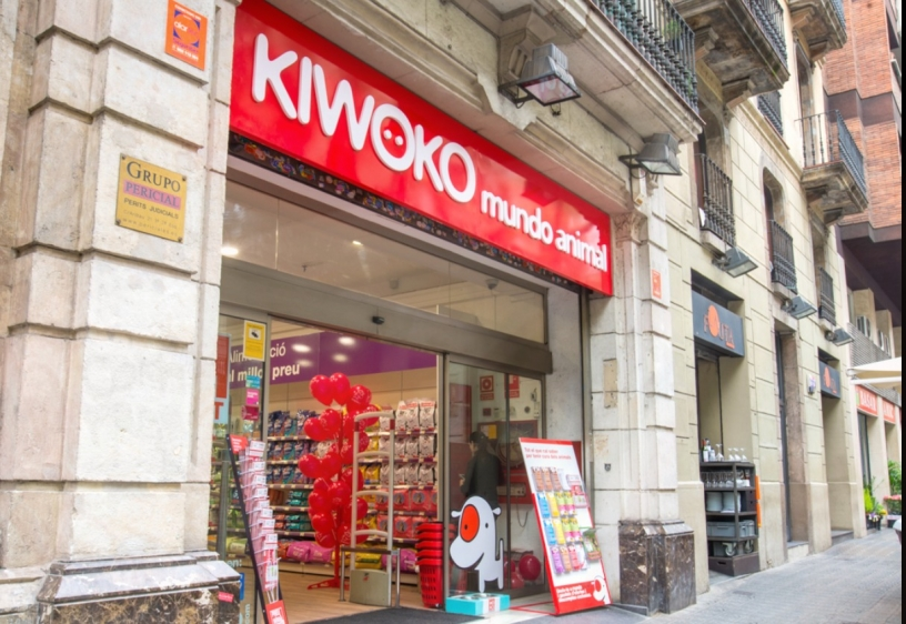 Pet shop Kiwoko