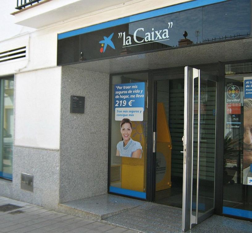 La Caixa Barcelone