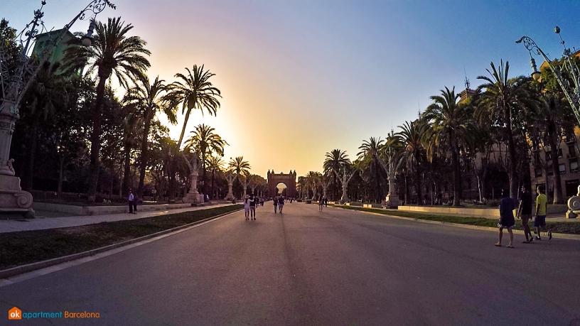Barcelona Arc de Triumf