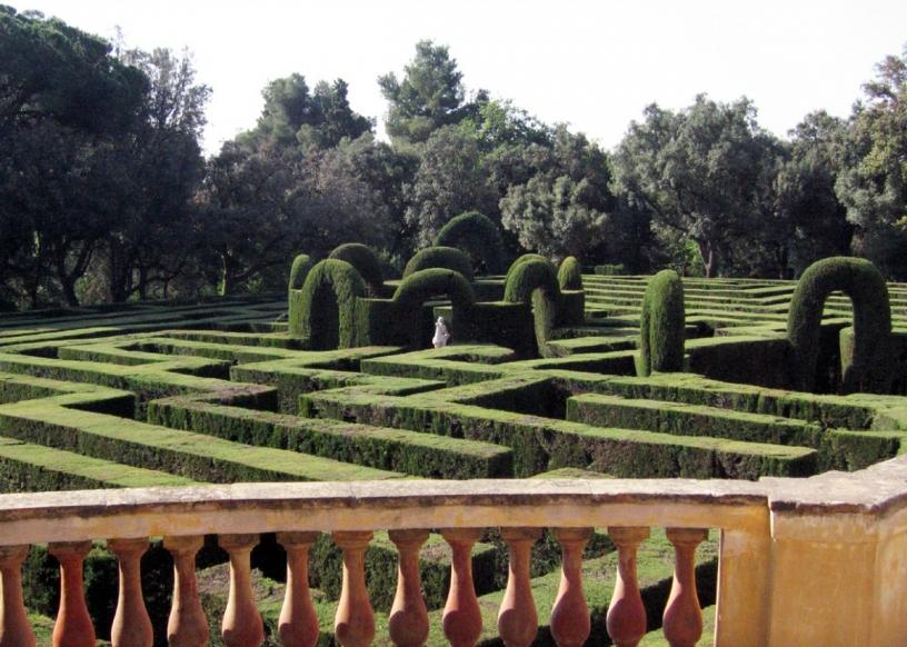 Labirinto di Horta a Barcellona