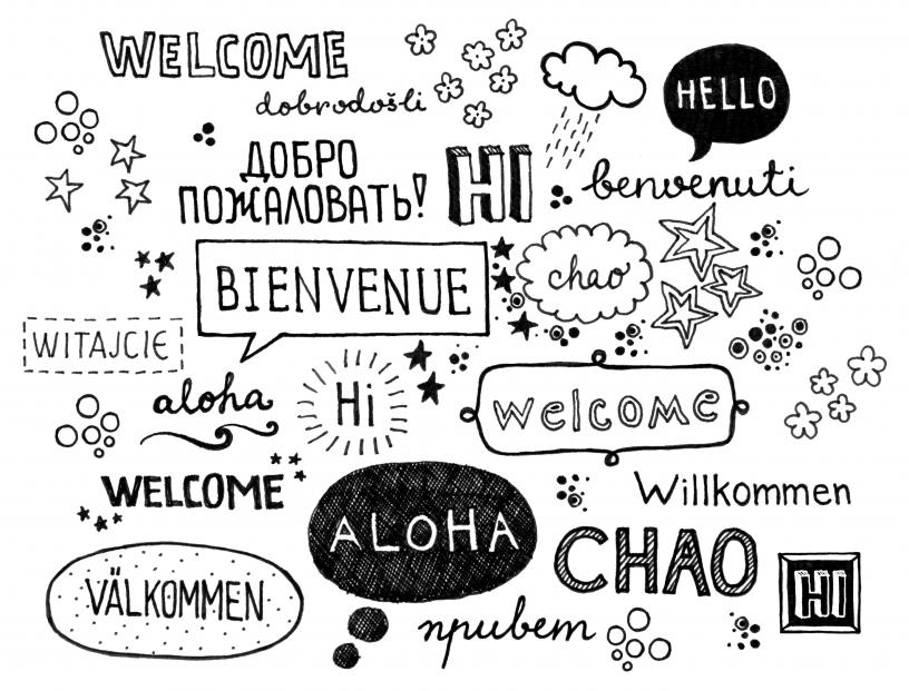 Imparare una lingua a Barcellona