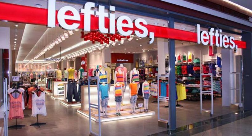 Lefties outlet