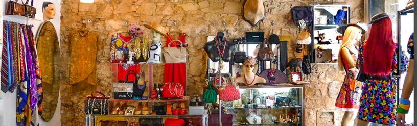 Винтажные магазины Blow by the swing und Le Swing в Барселоне