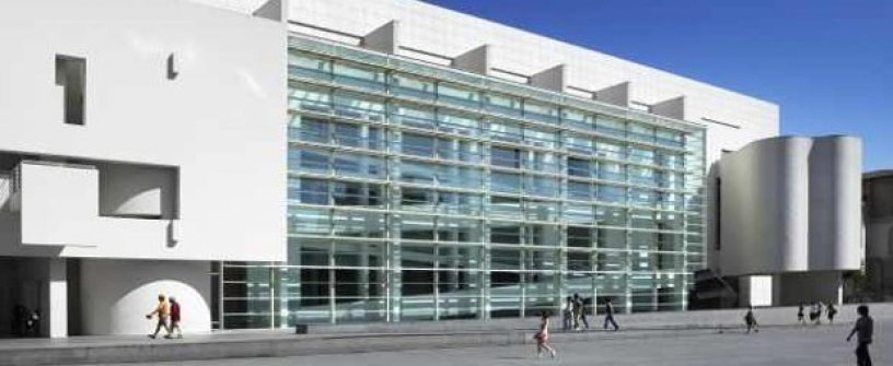 The MACBA Building