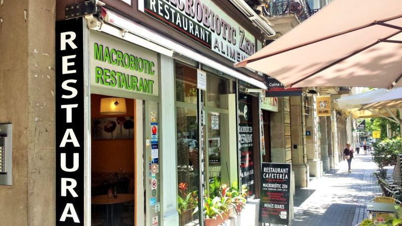 Macrobiotico Zen Barcelona