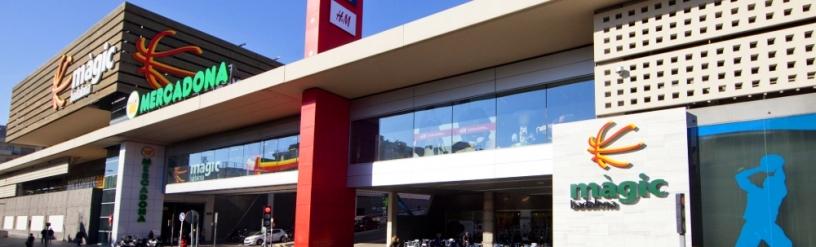 Centro comercial Màgic