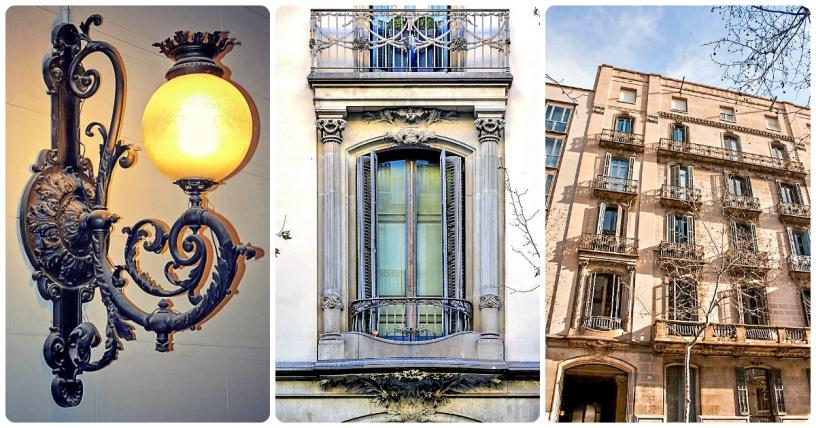 Дом Камила Мария Джулия и Велар, модернистское здание в Барселоне