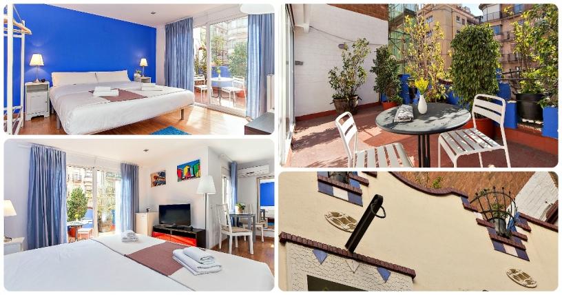 El apartamento Marina Sagrada en Barcelona se encuentra cerca de la Sagrada Familia