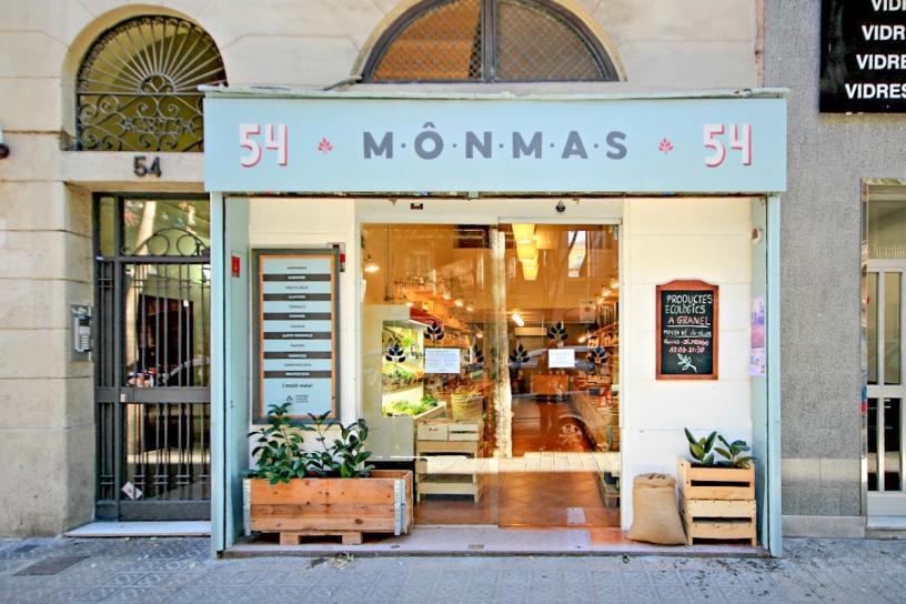 Bio shop Sant Antoni