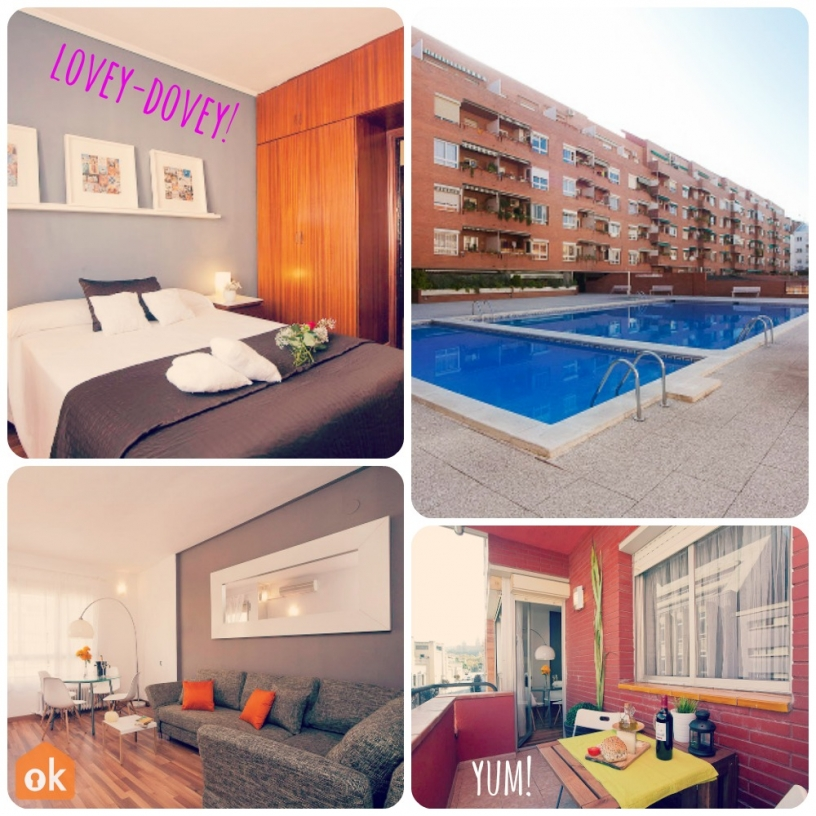 Apartament Font Màgica Montjuïc