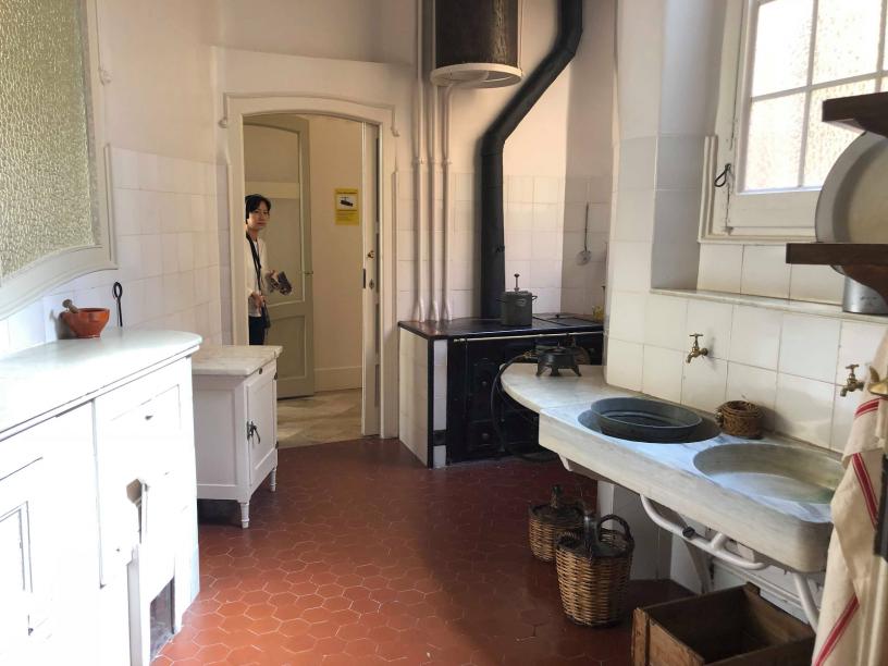 Kitchen La Pedrera