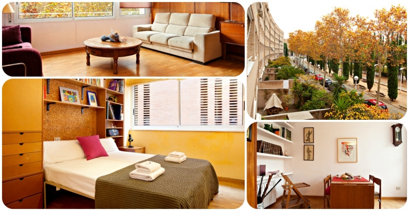 Moscu Vila Olimpica - Spacious accommodation with plenty of space