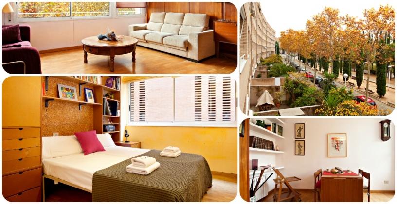 Moscu Vila Olimpica - Spazioso alloggio per viaggi d'affari