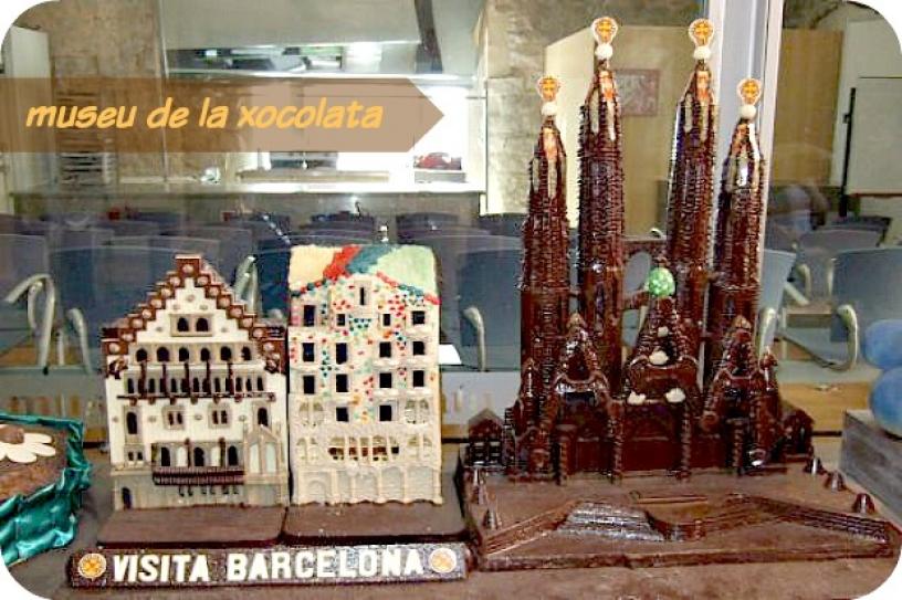 Schokoladenmuseum im Barcelona