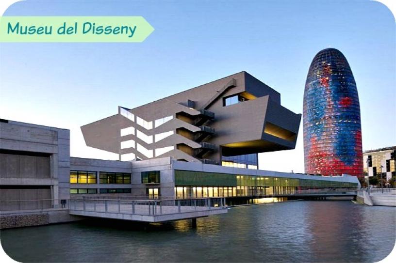 Muzeum Designu Barcelona