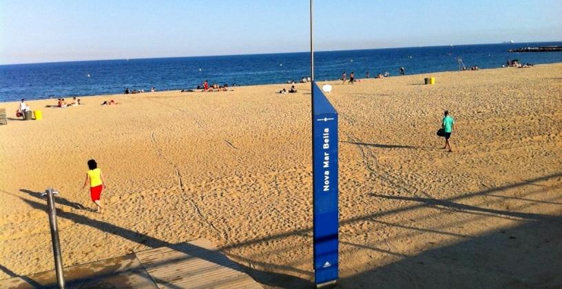 Nova Mar Bella Strand Barcelona