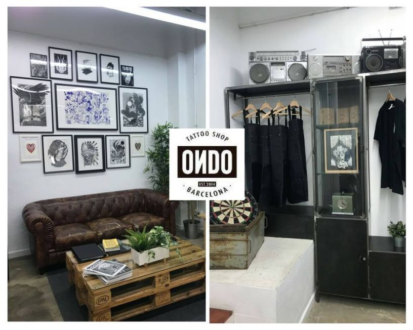 Ondo Tattoo Shop