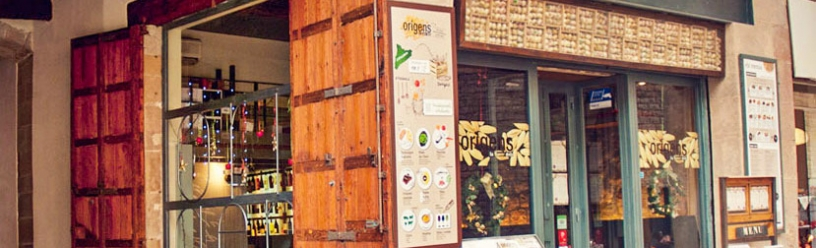 Orígens Restaurang i Barcelona