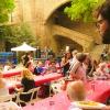 Paella Popular y gente