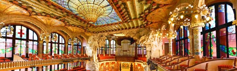 Палац каталонської музики
