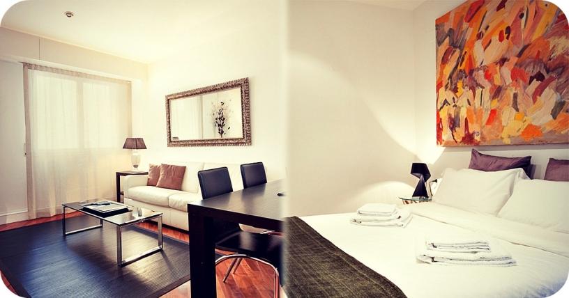 Långsiktig lägenhetshyra på Passeig de Gracia