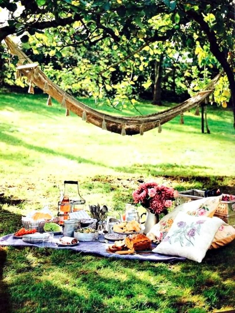 Un perfetto picnic Barcellona