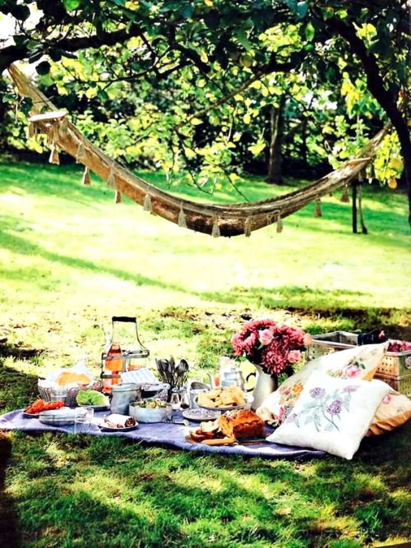 Un picnic perfecto en Barcelona