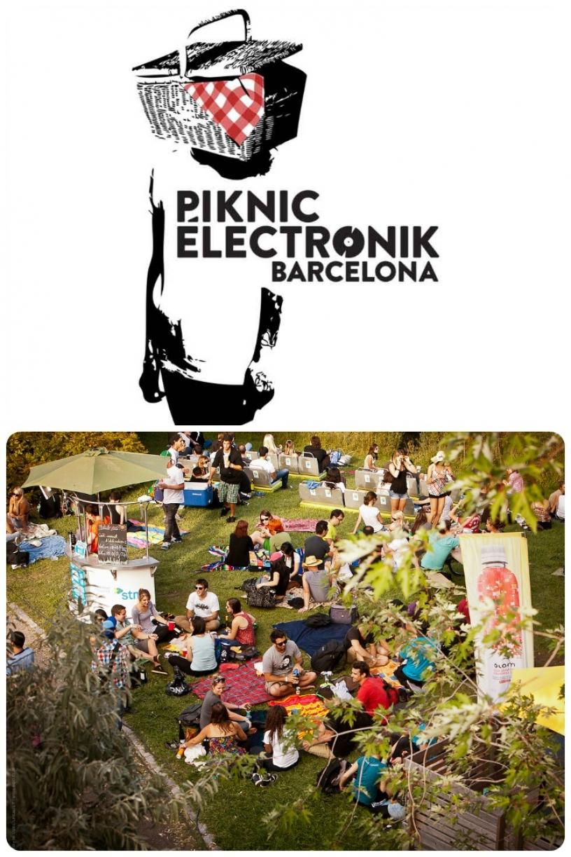 Pique-nique électronique de Barcelone
